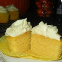 Mango Cupcakes  2