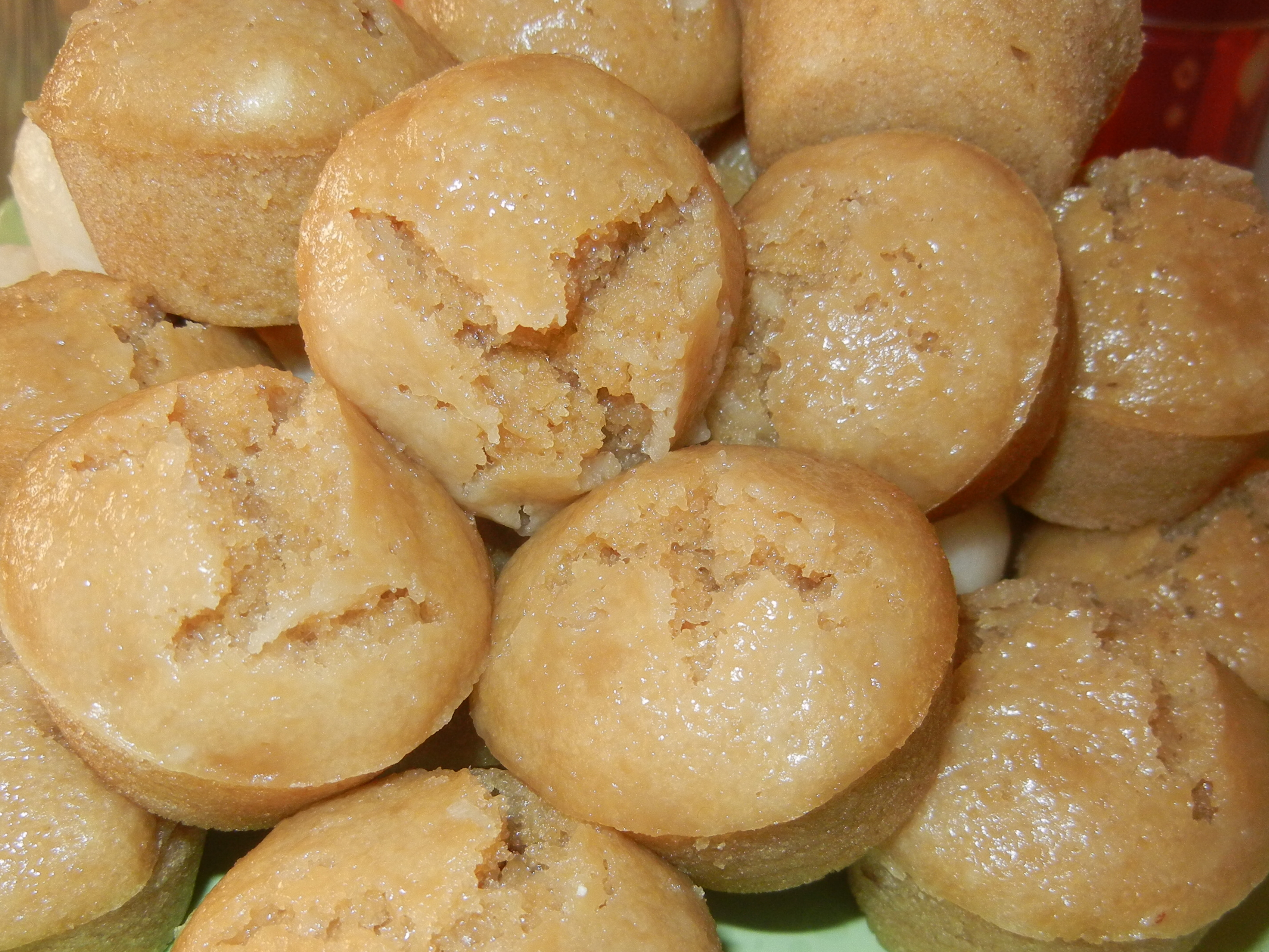 How To Make Steamed Glutinous Rice Cake