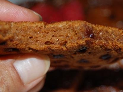 Pumpkin Chai Latte Mini Pancakes with Chocolate Chips