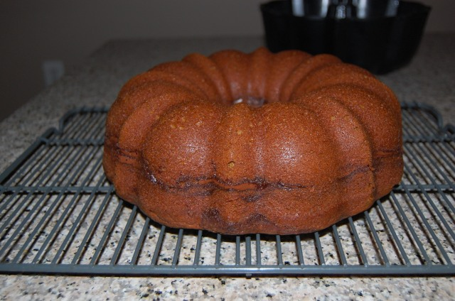 Chai Tea Bundt Cake Recipe