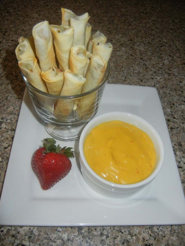 Asparagus Crisp (Baked)
