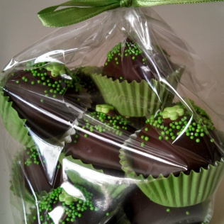 Spring Cake Truffles