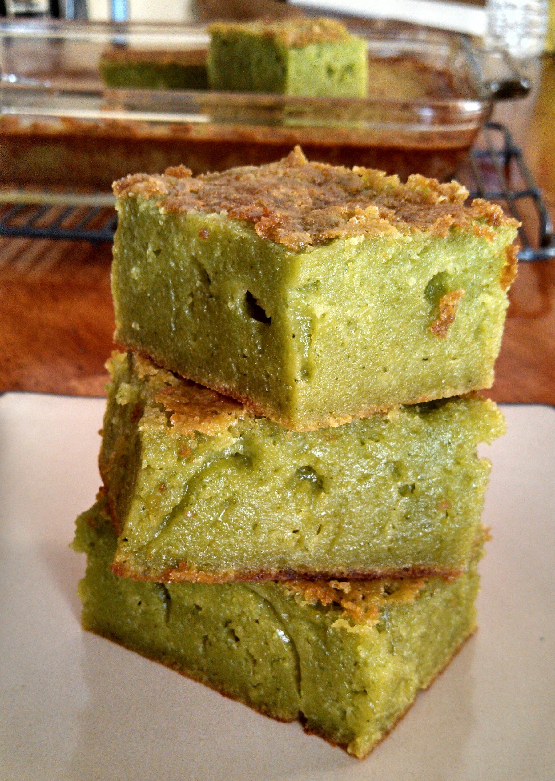 Ube Cake Icing Recipe