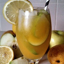 Mango Lemonade (Recipe Follows)