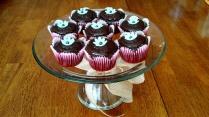 Gluten-Free Chocolate Mini Cupcakes