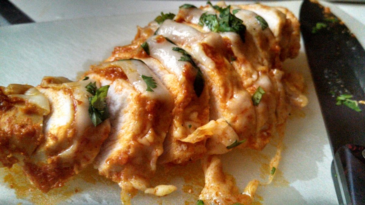 Baked Chicken Tikka Masala