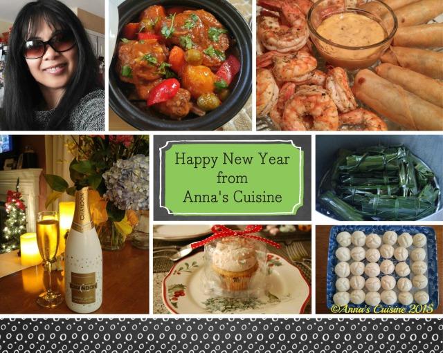 anna's cuisine 2015