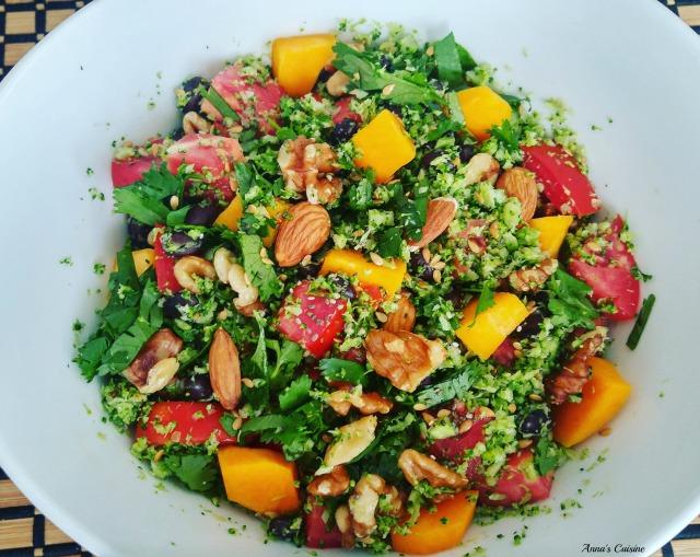 broccoli-rice-butternut-squash-salad