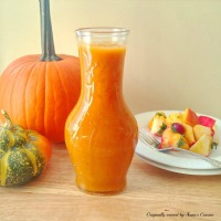 Oil-Free Pumpkin Vinaigrette